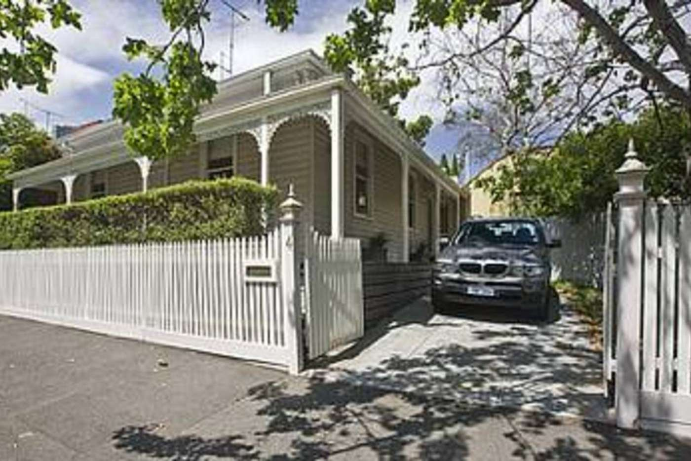 Main view of Homely house listing, 4 Melrose Street, North Melbourne VIC 3051