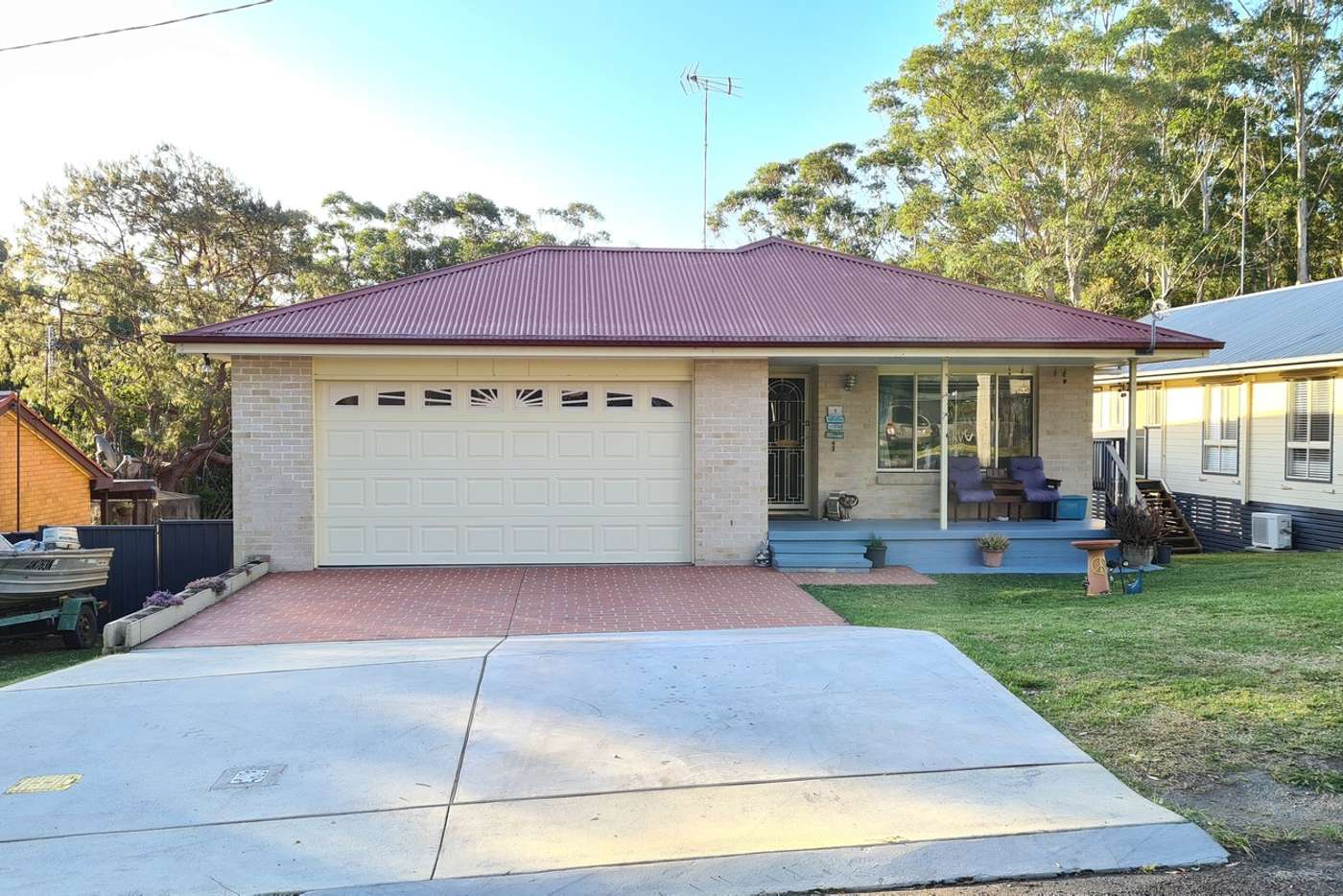 Main view of Homely house listing, 8 Third Ridge Road, Smiths Lake NSW 2428