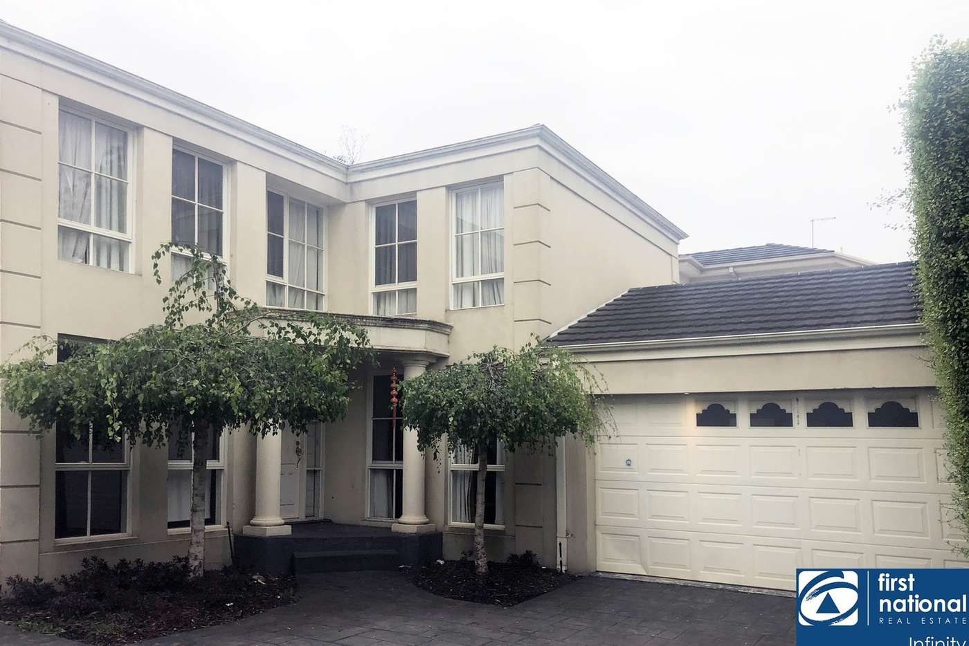 Main view of Homely townhouse listing, 6/1-3 Frank Street, Doncaster VIC 3108