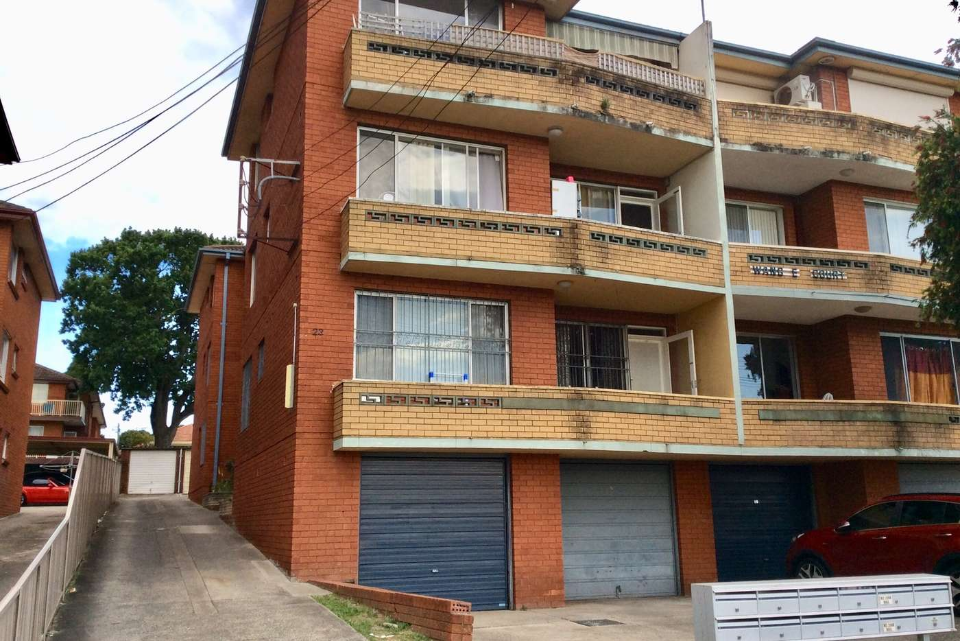 Main view of Homely apartment listing, 12/23 Wangee Road, Lakemba NSW 2195