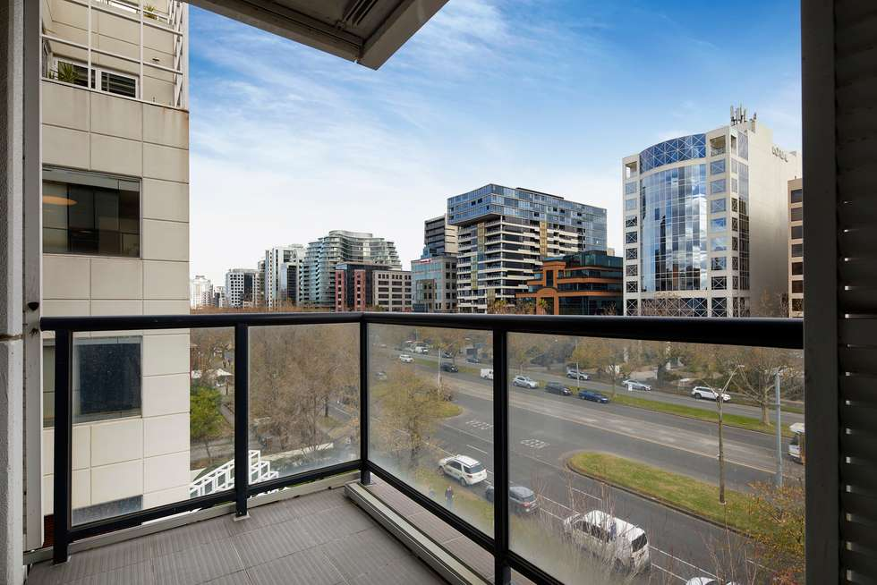 Third view of Homely apartment listing, 409/539 St Kilda Road, Melbourne VIC 3004