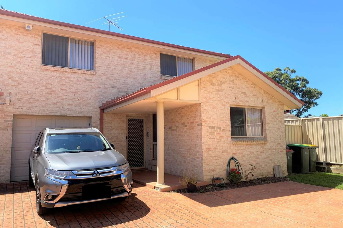 Main view of Homely townhouse listing, 7/16-18 Carnation Avenue, Casula NSW 2170