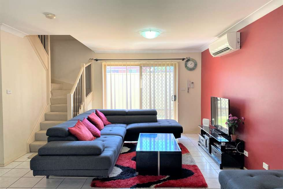 Third view of Homely townhouse listing, 7/16-18 Carnation Avenue, Casula NSW 2170