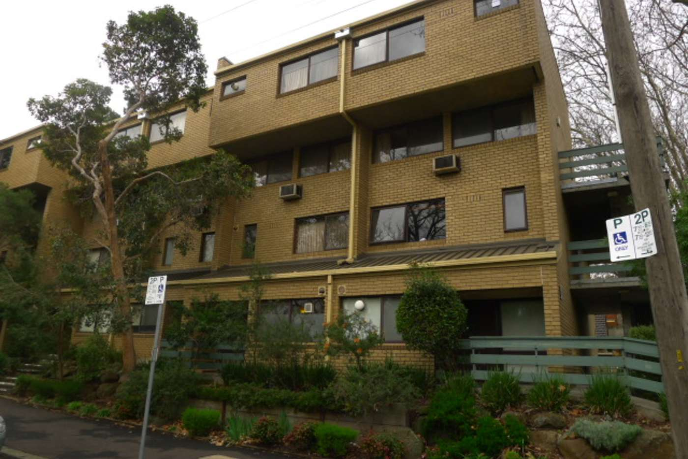 Main view of Homely apartment listing, D17/312 Dryburgh Street, North Melbourne VIC 3051
