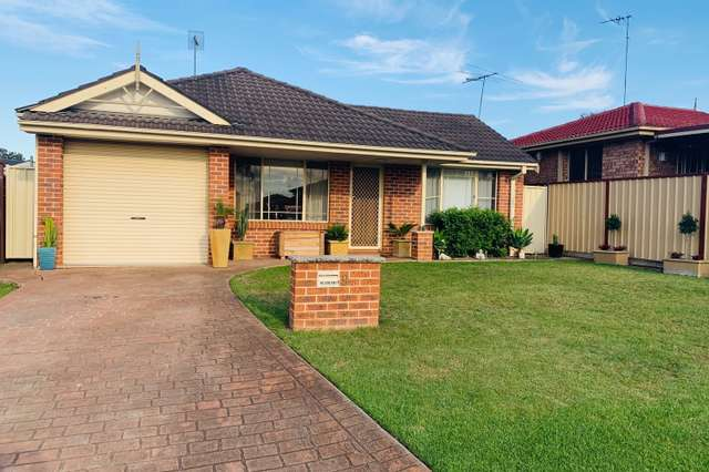 9 Fontana Close, St Clair NSW 2759
