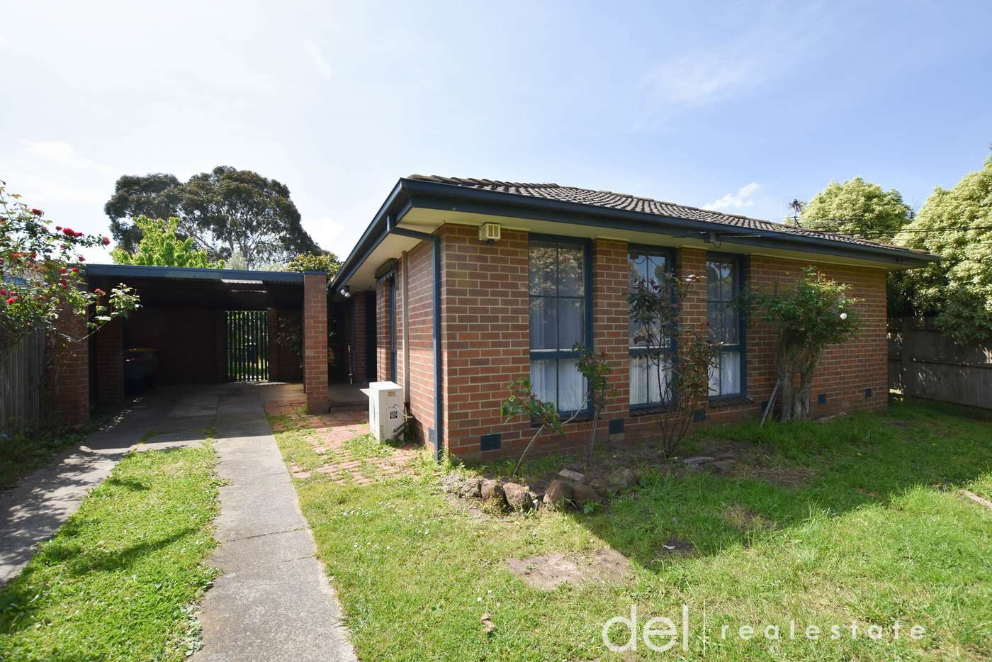 Main view of Homely house listing, 4 Polk Court, Dandenong North VIC 3175