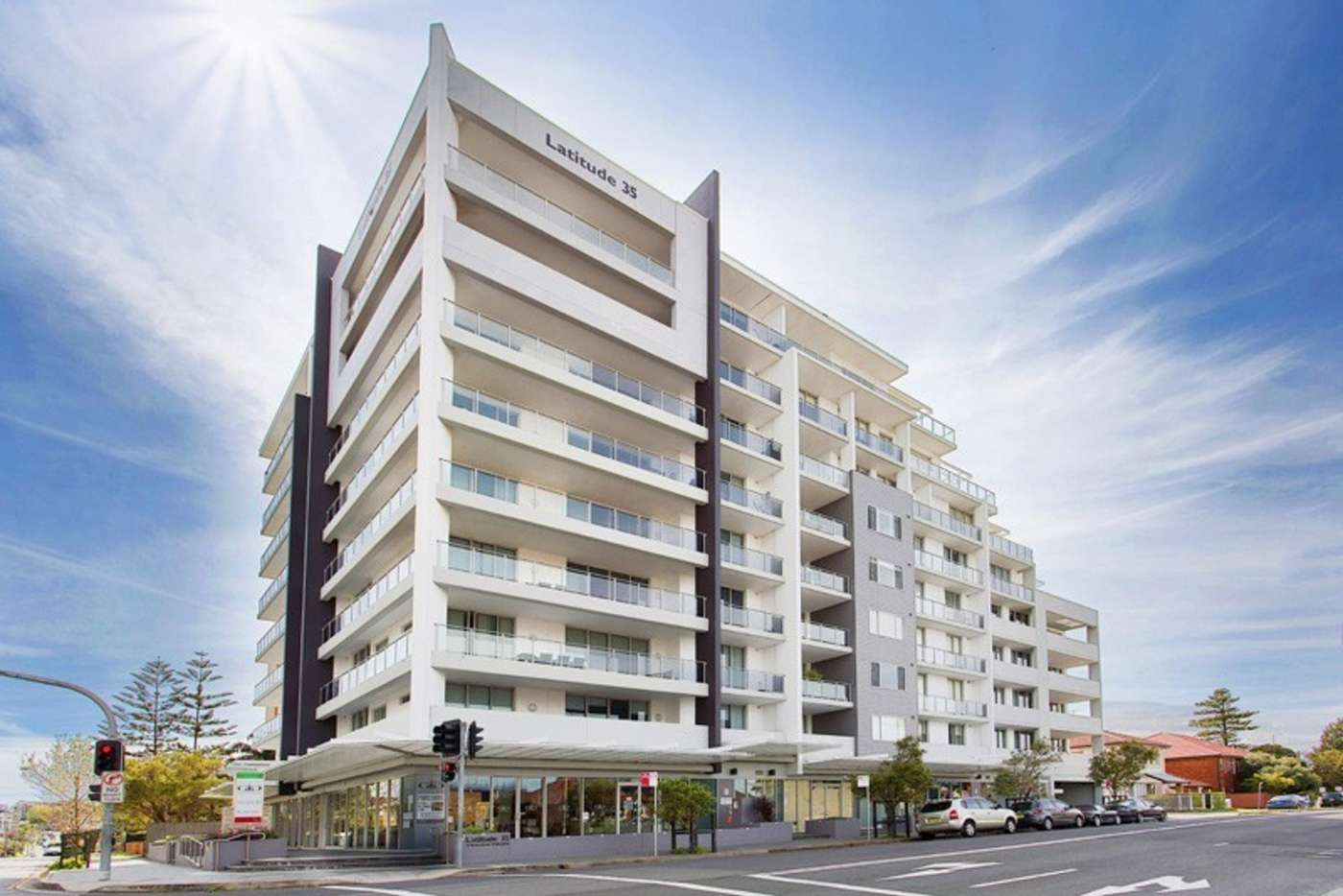 Main view of Homely apartment listing, 35/22 Market Street, Wollongong NSW 2500