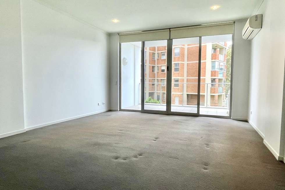 Second view of Homely apartment listing, 35/22 Market Street, Wollongong NSW 2500