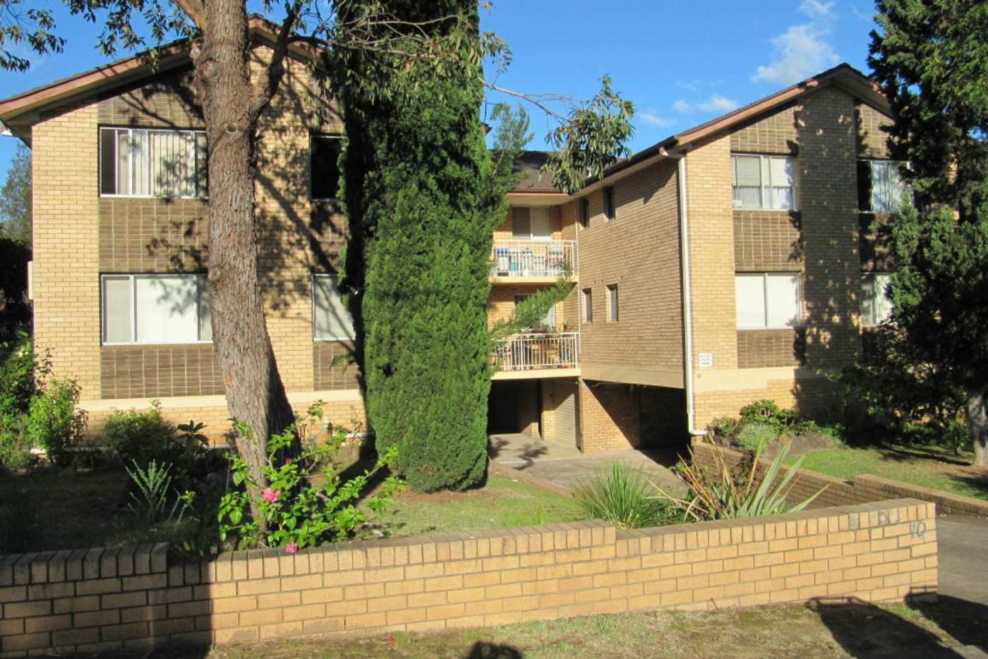 Main view of Homely unit listing, 3/10 Chetwynd Road, Merrylands NSW 2160