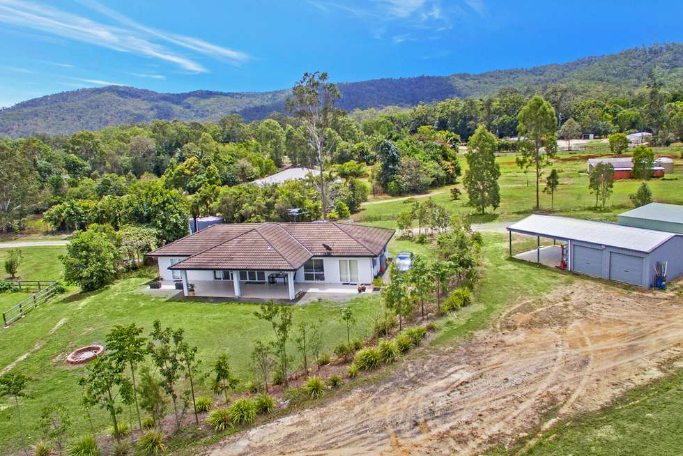 Second view of Homely acreageSemiRural listing, 55 Cardinia Boulevard, Speewah QLD 4881