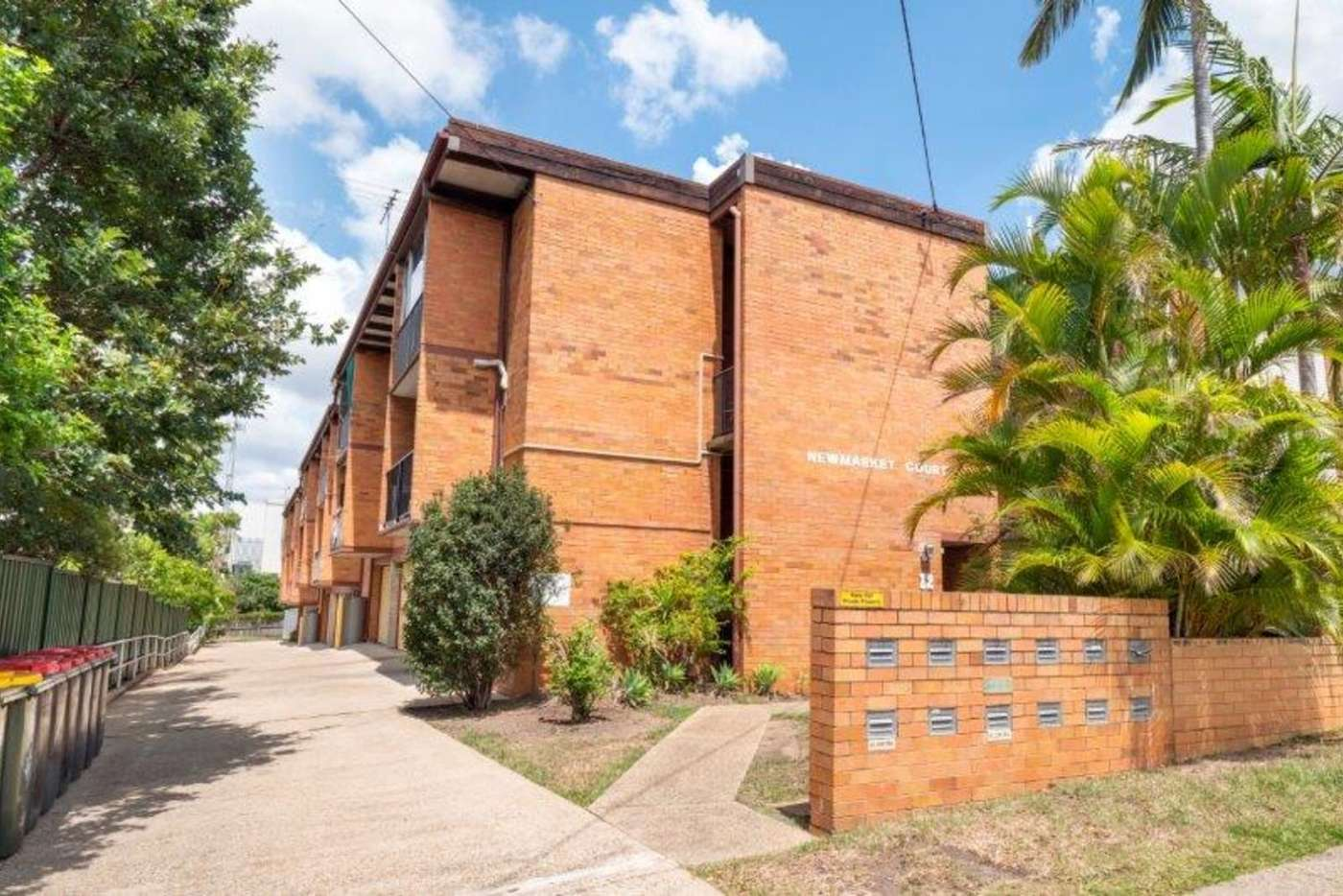 Main view of Homely unit listing, 5/12 Baradine Street, Newmarket QLD 4051