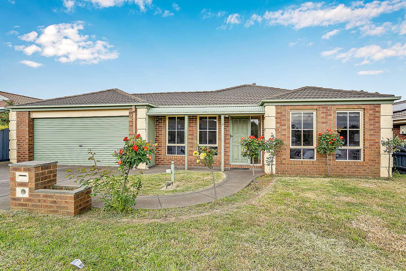 Main view of Homely house listing, 9 Belsay Place, Craigieburn VIC 3064