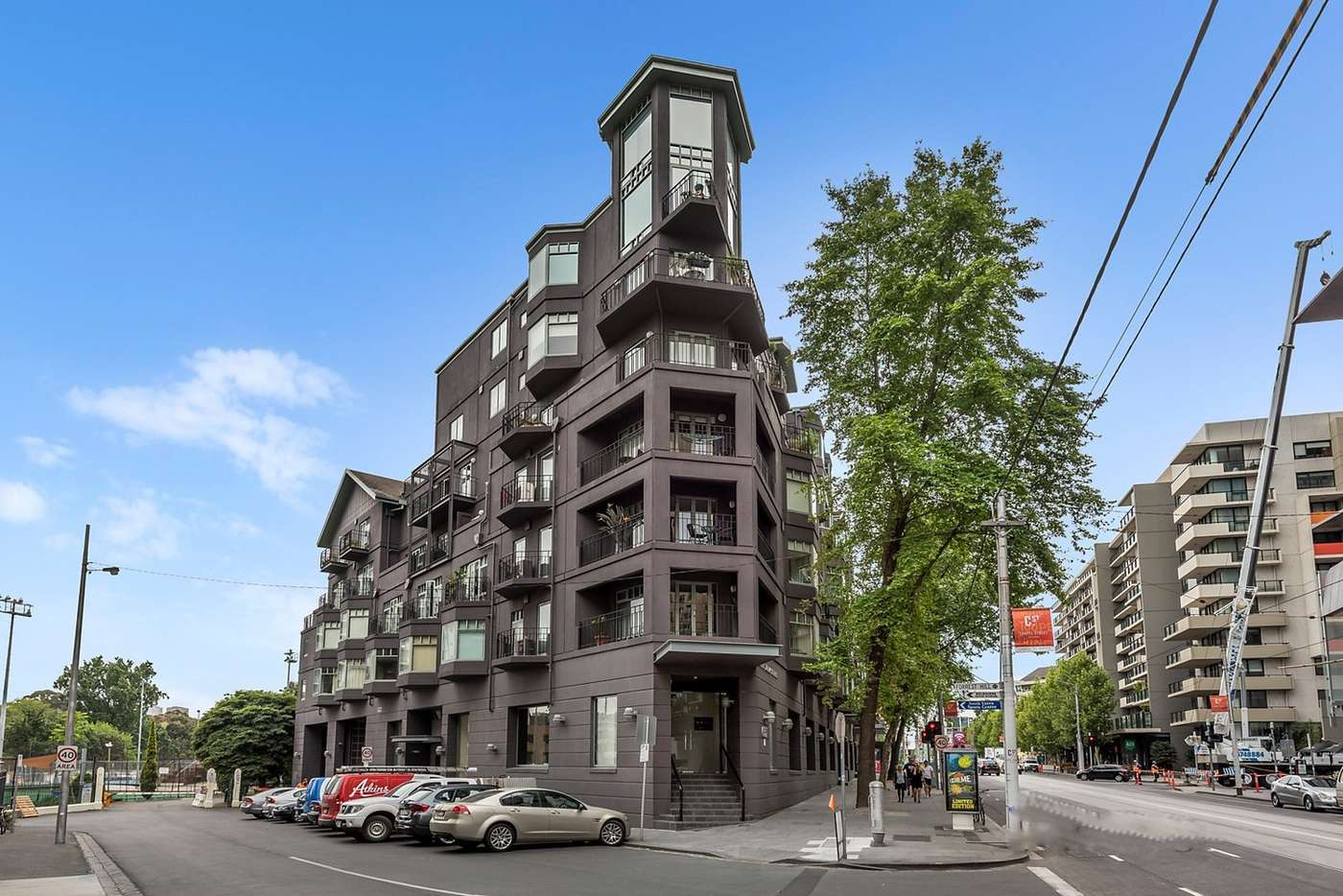 Main view of Homely apartment listing, 303/657 Chapel Street, South Yarra VIC 3141