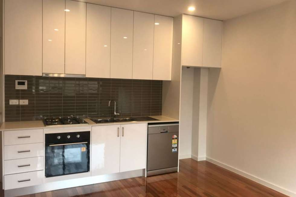 Second view of Homely apartment listing, 1/39 Victoria Street, Footscray VIC 3011