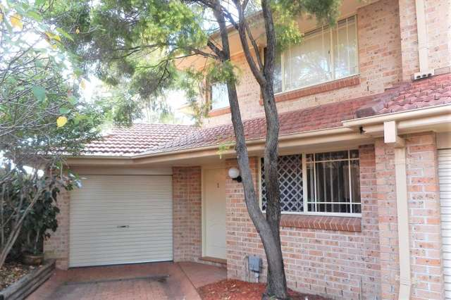 1/60 McGowen Crescent, Liverpool NSW 2170