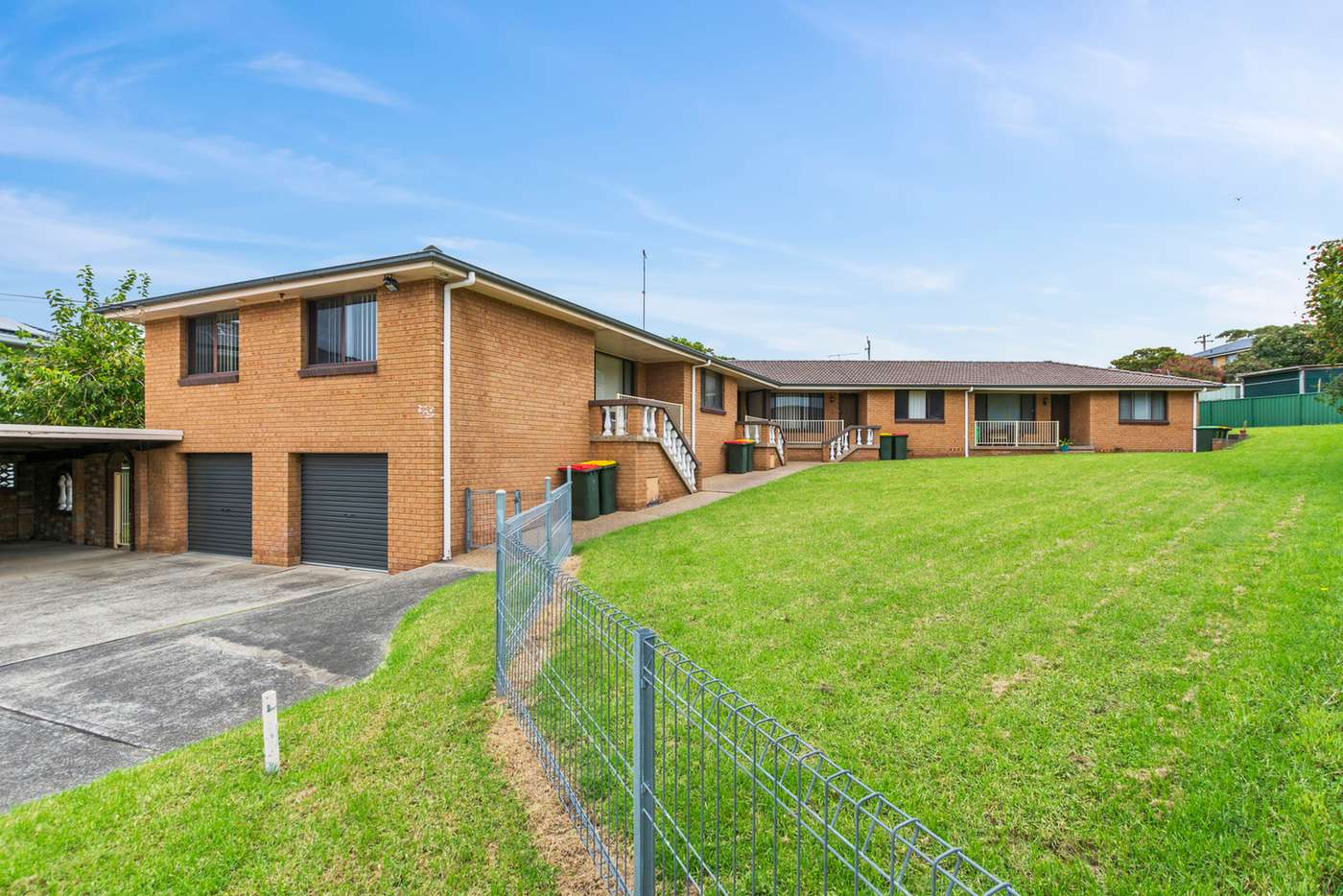 Main view of Homely unit listing, .4/8 O'Connell Street, Barrack Heights NSW 2528