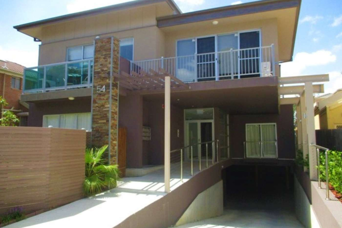 Main view of Homely apartment listing, 1/54 Kanooka Grove, Clayton VIC 3168