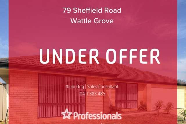 79 Sheffield Road, Wattle Grove WA 6107