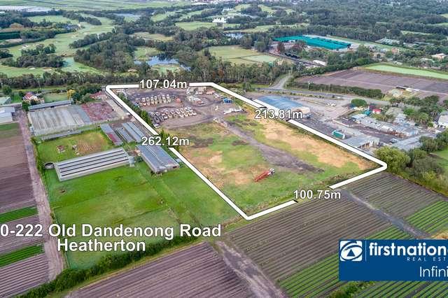 220-222 Old Dandenong Road, Heatherton VIC 3202
