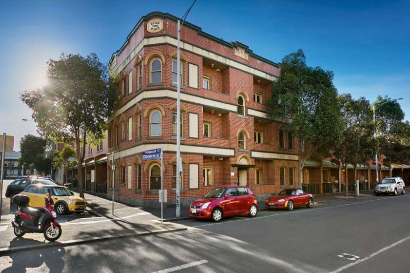 Main view of Homely apartment listing, 3/17a Cobden Street, North Melbourne VIC 3051