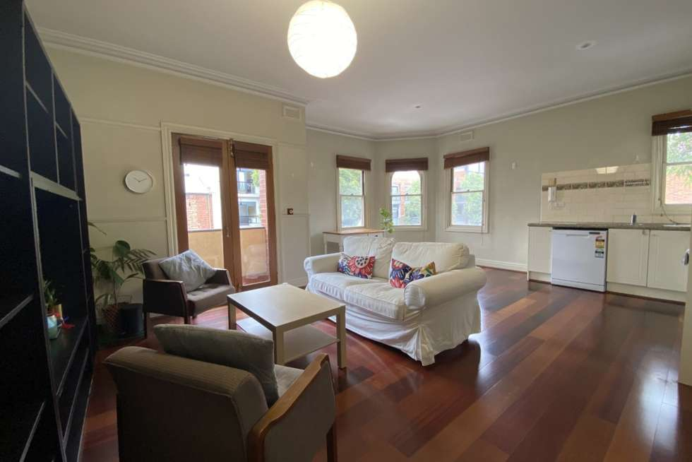Third view of Homely apartment listing, 3/17a Cobden Street, North Melbourne VIC 3051