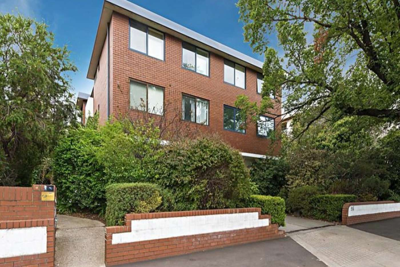 Main view of Homely apartment listing, 11/96 Flemington Road, Parkville VIC 3052