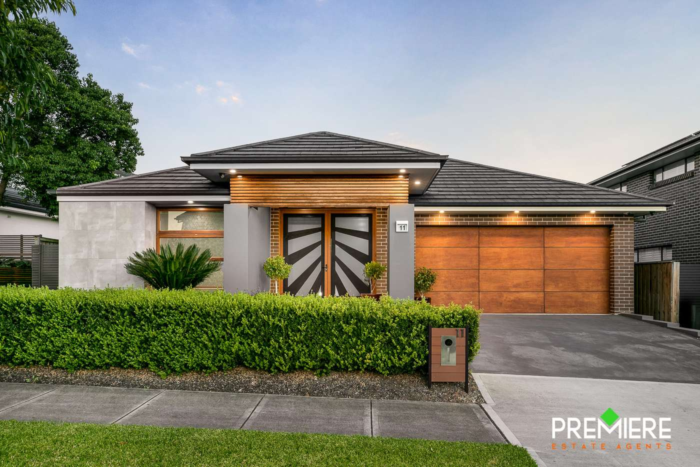 Main view of Homely house listing, 11 Peregrine Street, Gledswood Hills NSW 2557