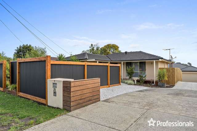 1/21 Rolloway Rise, Chirnside Park VIC 3116