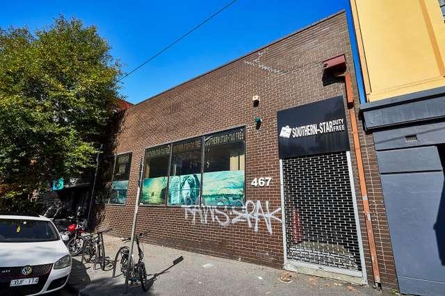 467 Spencer Street, West Melbourne VIC 3003