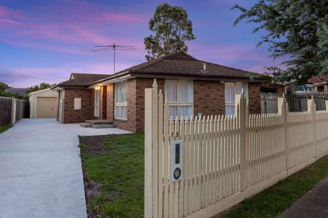 15 Bianchi Court, Keilor Downs VIC 3038