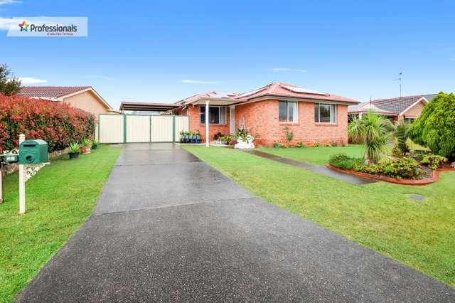 34 McIntyre Avenue, St Clair NSW 2759