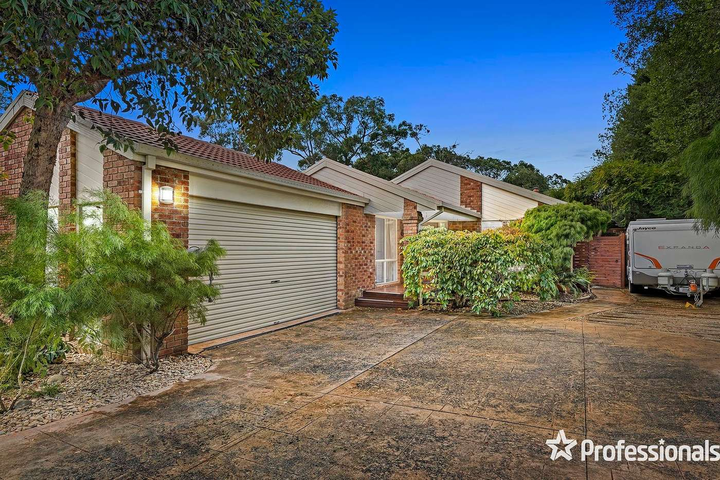 Main view of Homely house listing, 22 Clarkedale Rise, Kilsyth South VIC 3137