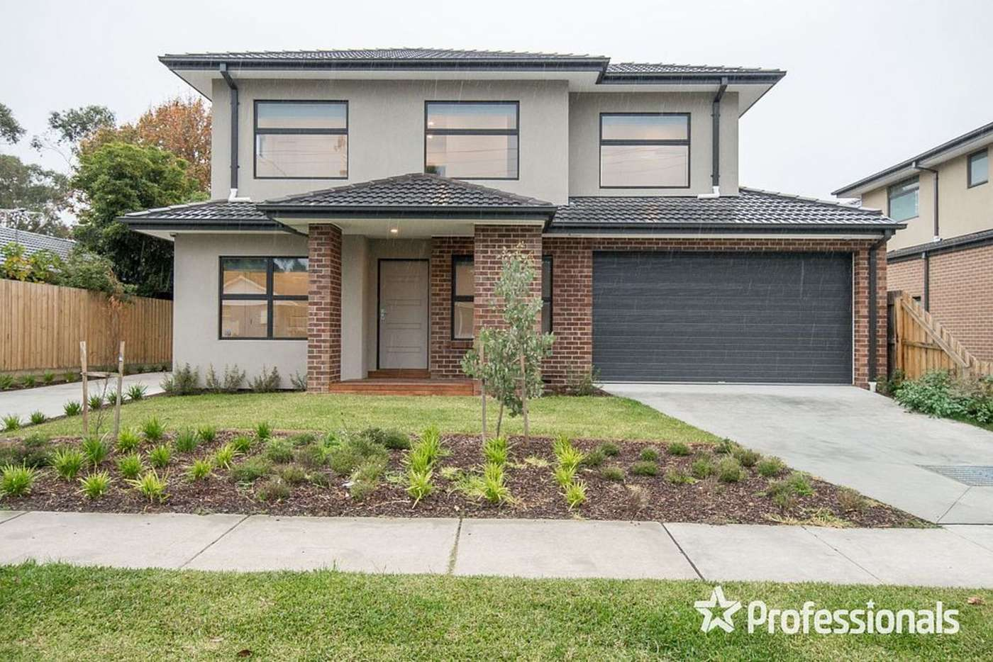 Main view of Homely townhouse listing, 1/45 Hazelwood Road, Boronia VIC 3155
