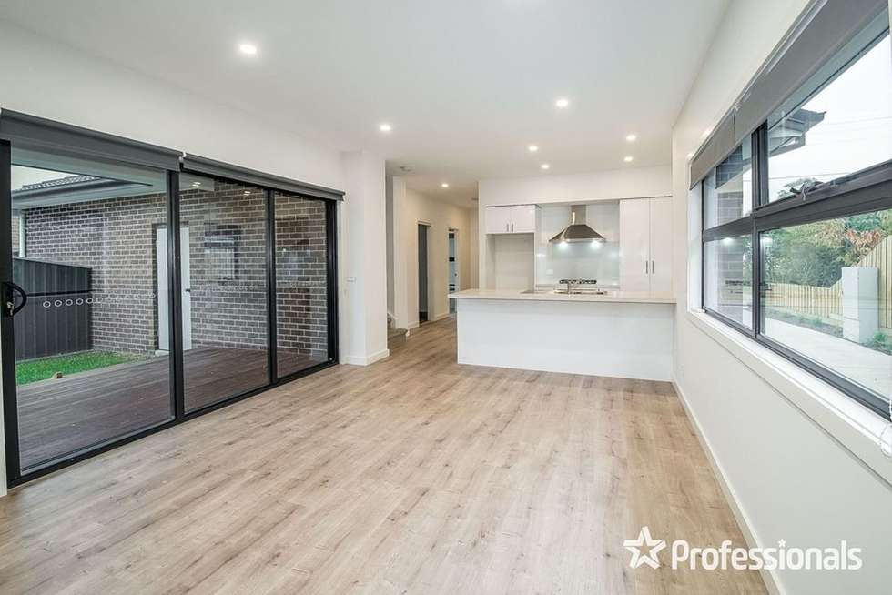 Second view of Homely townhouse listing, 1/45 Hazelwood Road, Boronia VIC 3155