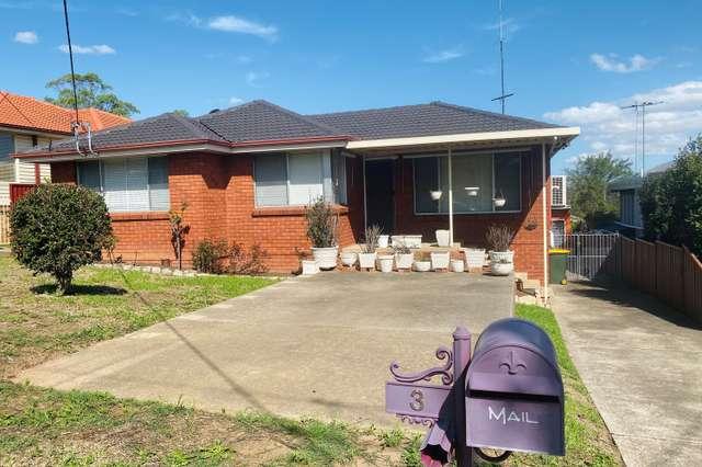 3 Athabaska Avenue, Seven Hills NSW 2147