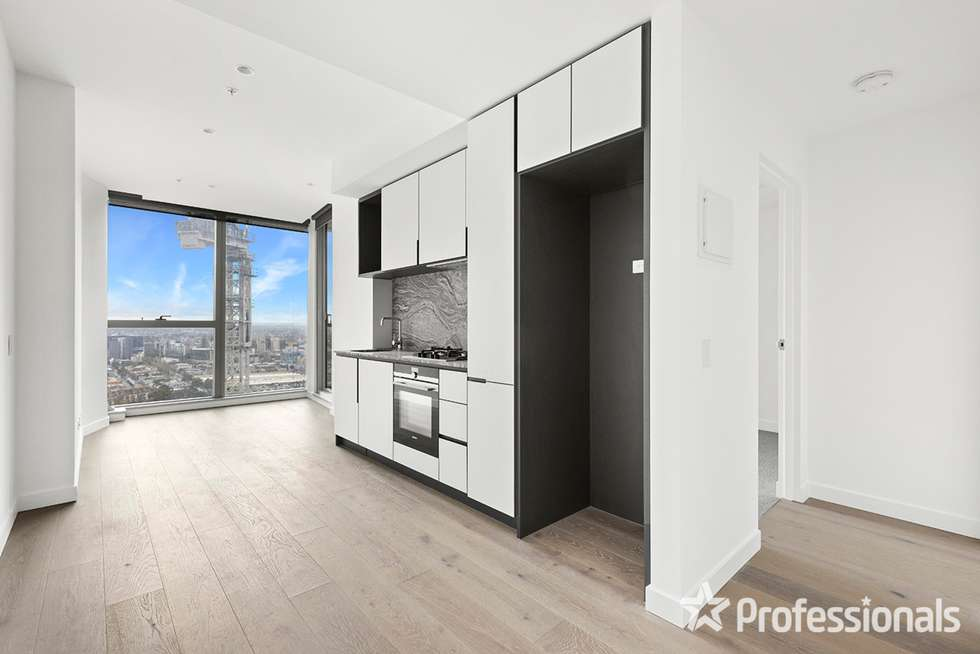 Second view of Homely apartment listing, 3506A/250 Spencer Street, Melbourne VIC 3000