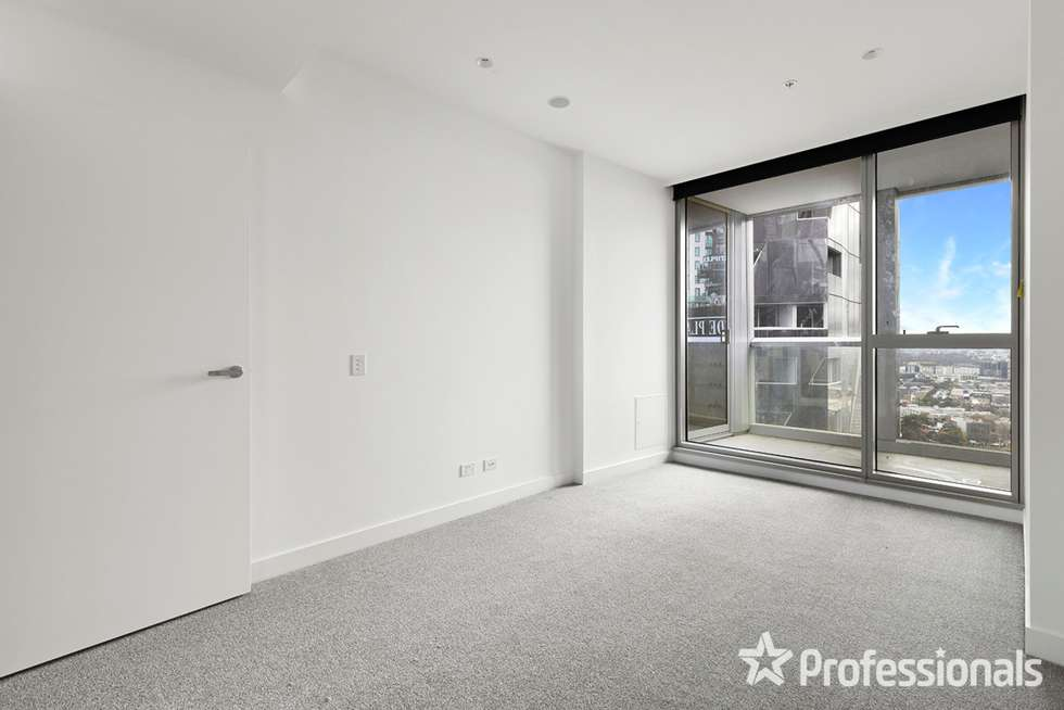 Third view of Homely apartment listing, 3506A/250 Spencer Street, Melbourne VIC 3000