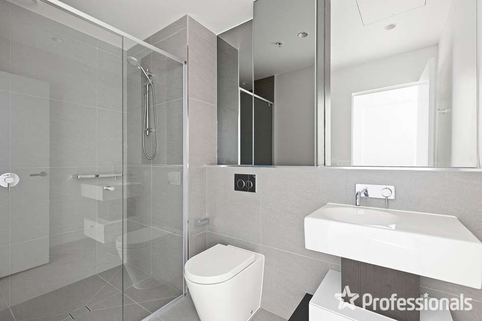 Fourth view of Homely apartment listing, 3506A/250 Spencer Street, Melbourne VIC 3000