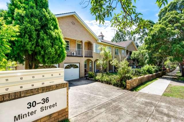 3/34 MINTER Street, Canterbury NSW 2193