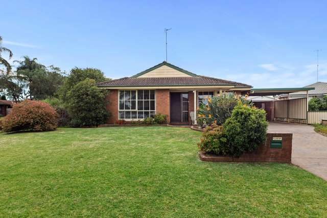 1 Biwa Close, St Clair NSW 2759