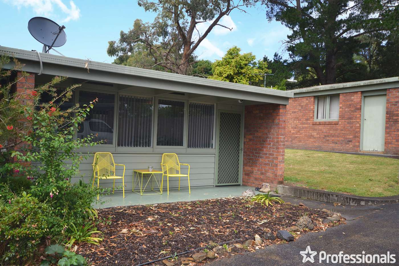Main view of Homely unit listing, 3/22 Leith Road, Montrose VIC 3765
