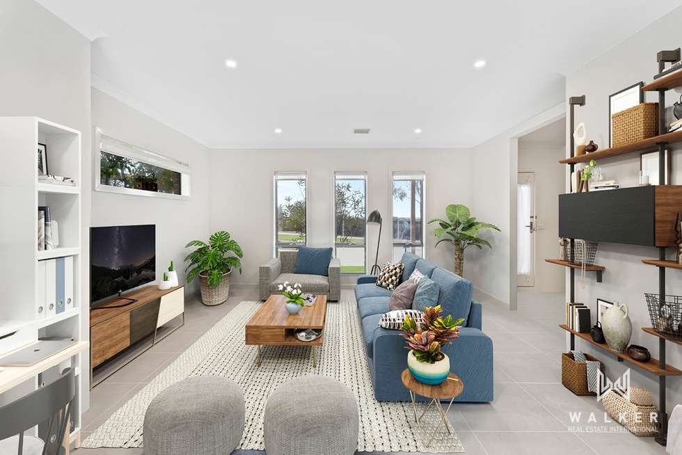 Second view of Homely townhouse listing, 21 Atlantic Drive, Pakenham VIC 3810