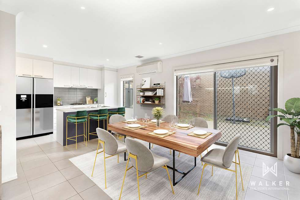 Fourth view of Homely townhouse listing, 21 Atlantic Drive, Pakenham VIC 3810