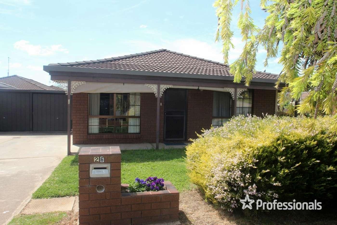 Main view of Homely unit listing, 26 Pekin Road, Maryborough VIC 3465
