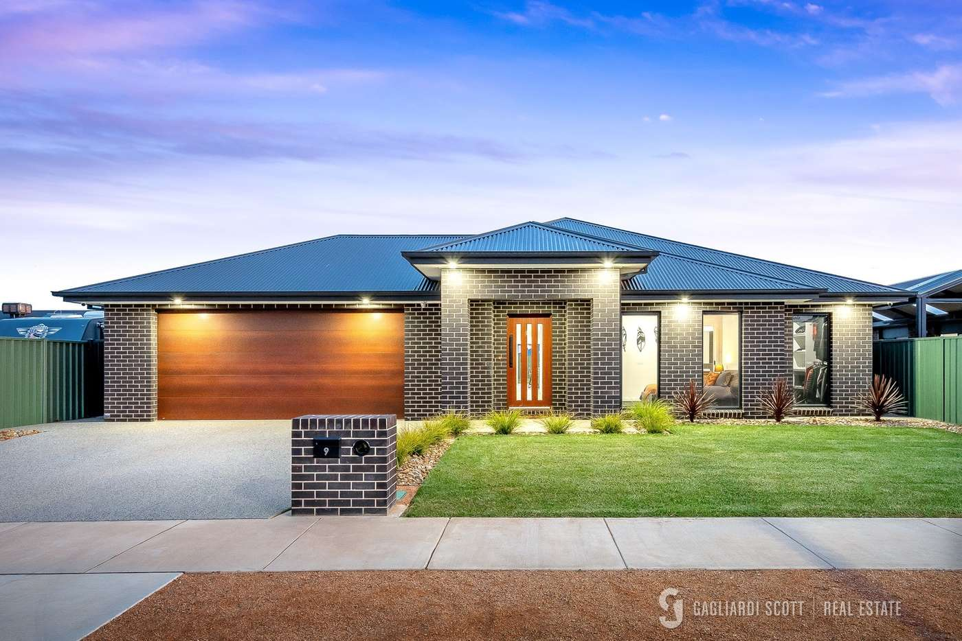 Main view of Homely house listing, 9 Cockatoo Crescent, Kialla VIC 3631