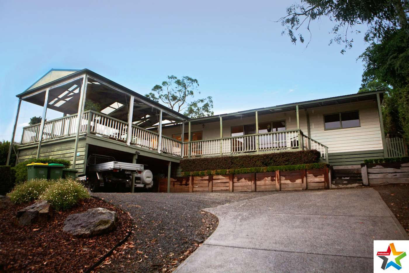 Main view of Homely house listing, 4a Commercial Road, Mount Evelyn VIC 3796