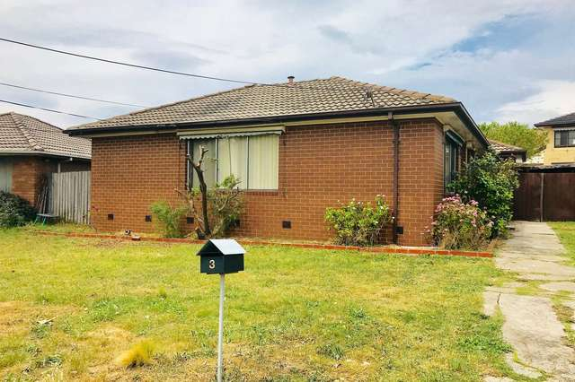 3 Dundee Close, Gladstone Park VIC 3043