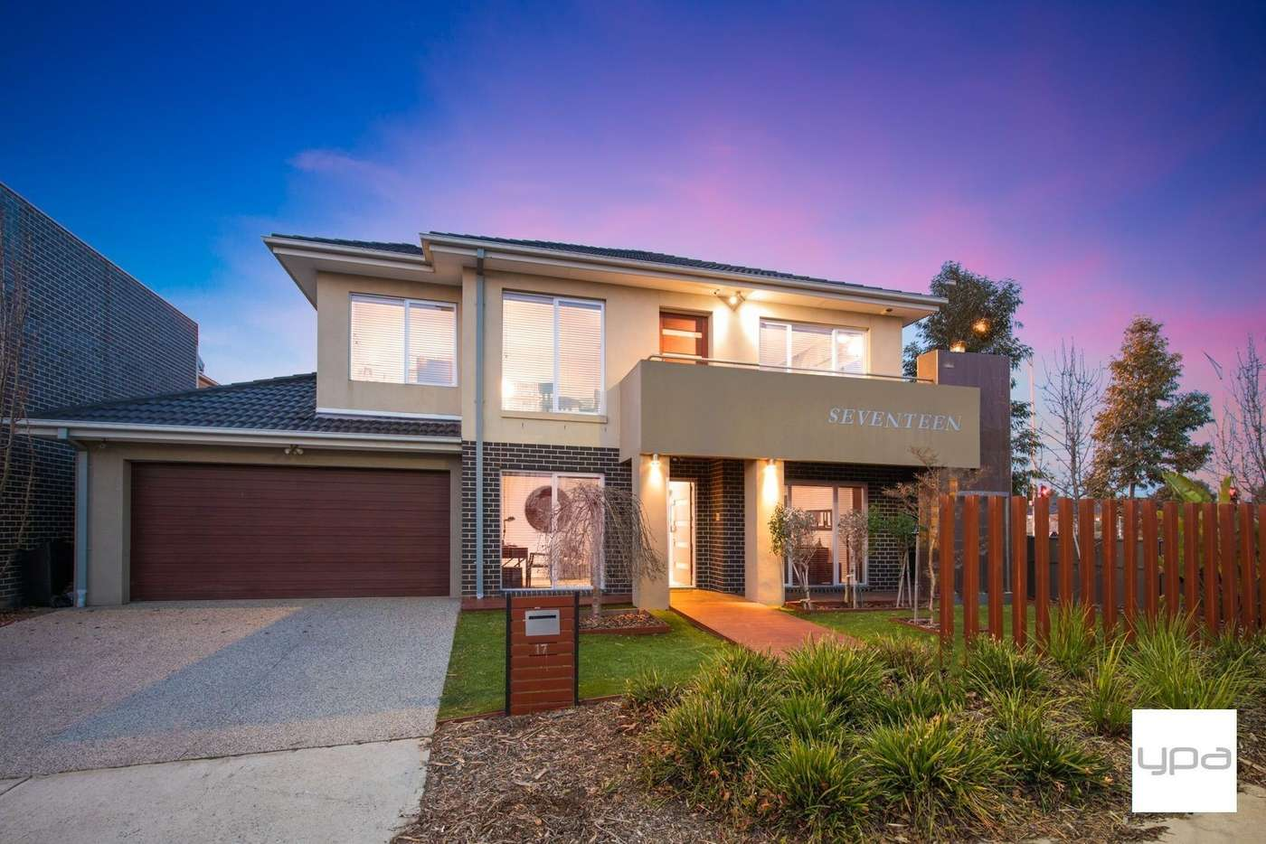 Main view of Homely house listing, 17 Beaconsfield Lane, Caroline Springs, VIC 3023