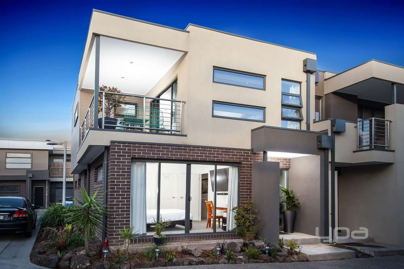Main view of Homely townhouse listing, 22/8 The Crossing, Caroline Springs, VIC 3023