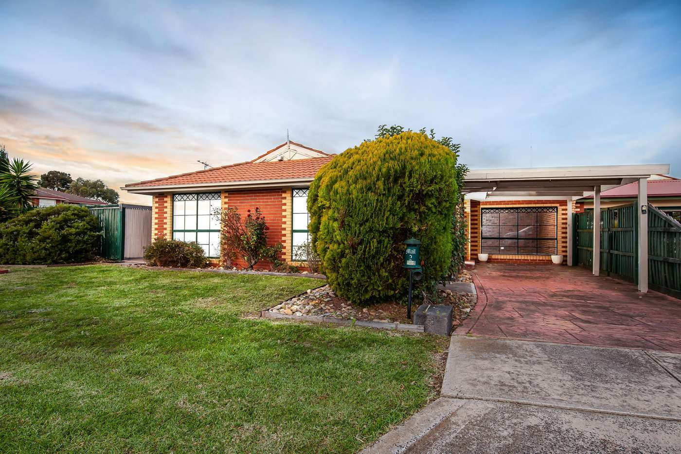 Main view of Homely house listing, 2 Crabbe Court, Delahey VIC 3037